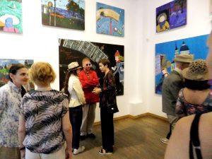 Как стать художником Надя Демкина выставка музей Ахматовой | Nadin Piter Надин Питер блог Нади Демкиной