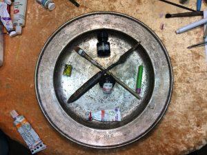 Художник эмблема символ герб | Nadin Piter Надин Питер блог Нади Демкиной