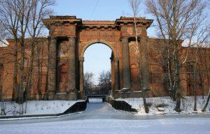 Петербург Новая Голландия арка | Nadin Piter Надин Питер блог Нади Демкиной