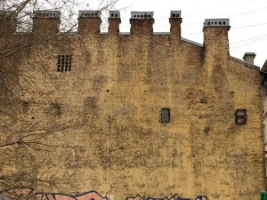 Петербург брандмауэр стена кирпич | Nadin Piter Надин Питер блог Нади Демкиной