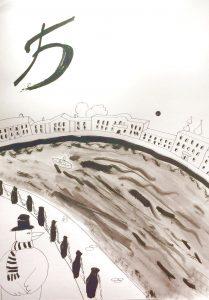 Азбука Петербург проект День крокодила Надя Демкина | Nadin Piter Надин Питер блог Нади Демкиной