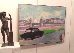 Где купить картину галереи Петербург Надя Демкина художник | Nadin Piter Надин Питер блог Нади Демкиной