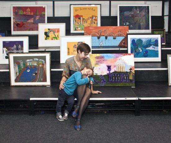 Картины художника Надя Демкина выставка в Петербурге | Nadin Piter Надин Питер блог Нади Демкиной