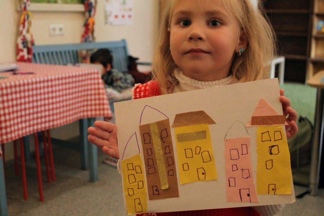 Как сделать осеннюю книгу с детьми: пошаговая инструкция художника   Nadin Piter Надин Питер блог Нади Демкиной
