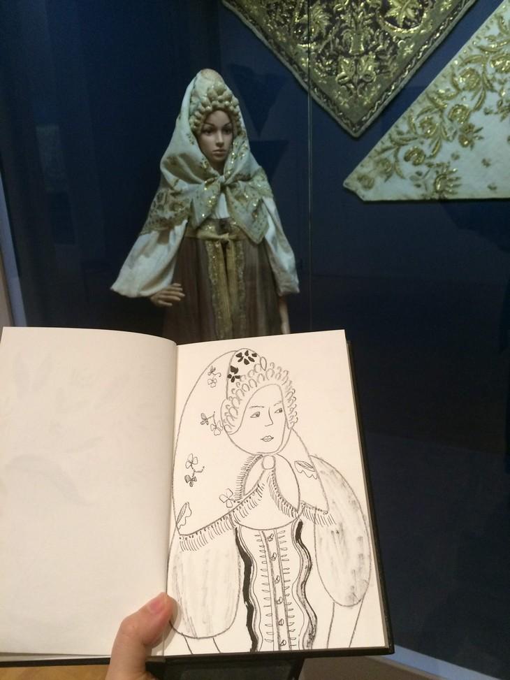 Как рисовать каждый день: метод черновика и мои рисунки| Nadin Piter Надин Питер блог Нади Демкиной