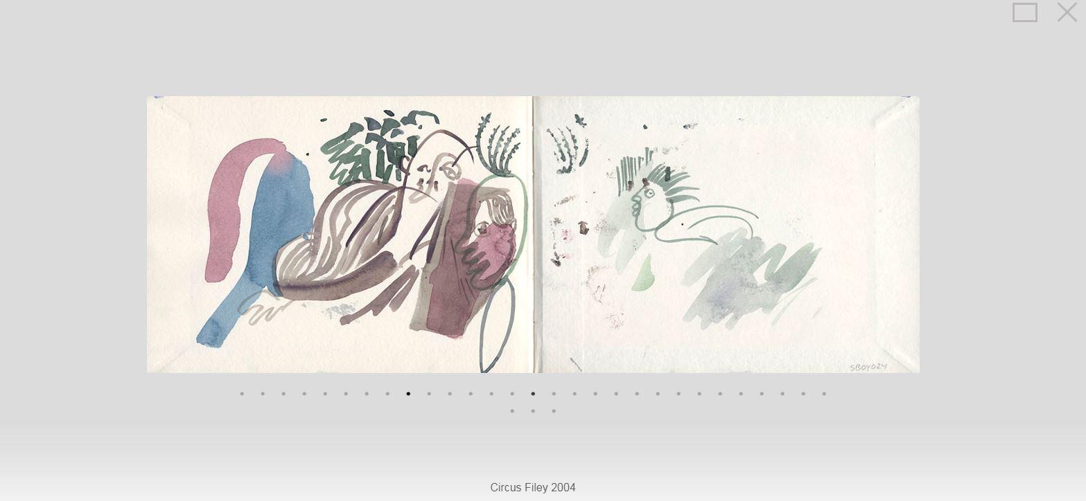 11 скетчбуков знаменитых художников: вдохновиться и поучиться | Nadin Piter Надин Питер блог Нади Демкиной