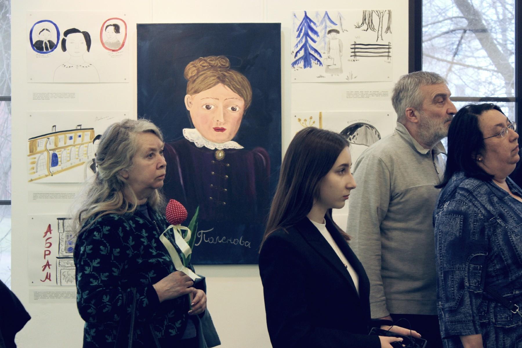 Как я придумала выставку про художниц прошлого | Nadin Piter Надин Питер блог Нади Демкиной